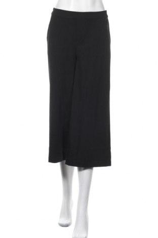 Γυναικείο παντελόνι Object, Μέγεθος S, Χρώμα Μαύρο, 62% πολυεστέρας, 33% βισκόζη, 5% ελαστάνη, Τιμή 18,10€