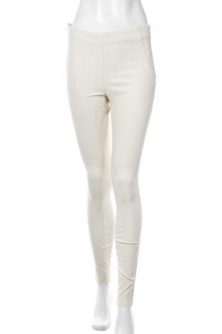 Дамски панталон Object, Размер M, Цвят Екрю, Цена 49,50лв.