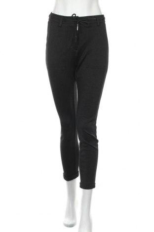 Γυναικείο παντελόνι Opus, Μέγεθος XS, Χρώμα Μαύρο, 65% πολυεστέρας, 31% βισκόζη, 4% ελαστάνη, Τιμή 24,74€