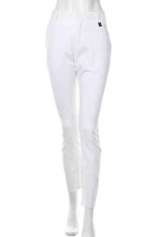 Дамски панталон Peak Performance, Размер M, Цвят Бял, 94% полиамид, 6% еластан, Цена 35,80лв.