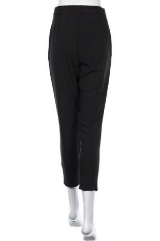 Γυναικείο παντελόνι Pieces, Μέγεθος S, Χρώμα Μαύρο, 79% πολυεστέρας, 16% βισκόζη, 5% ελαστάνη, Τιμή 22,81€