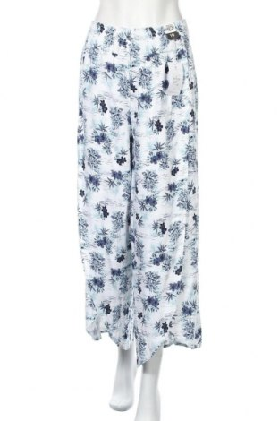 Γυναικείο παντελόνι Piping Hot, Μέγεθος XL, Χρώμα Λευκό, Βισκόζη, Τιμή 24,03€