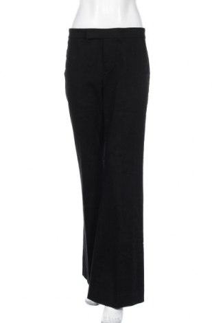 Γυναικείο παντελόνι Polo By Ralph Lauren, Μέγεθος M, Χρώμα Μαύρο, 98% βαμβάκι, 2% ελαστάνη, Τιμή 67,36€