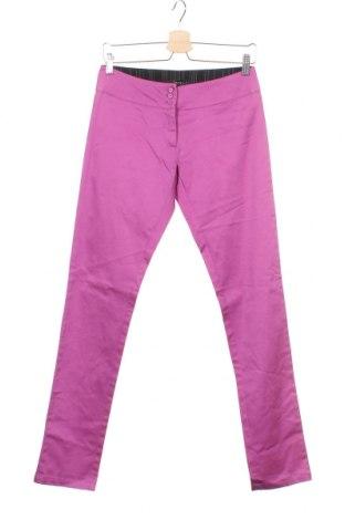 Дамски панталон St-Martins, Размер XS, Цвят Розов, 98% памук, 2% еластан, Цена 24,92лв.