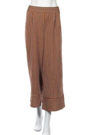 Γυναικείο παντελόνι Temt, Μέγεθος XL, Χρώμα Καφέ, 95% πολυεστέρας, 5% ελαστάνη, Τιμή 17,54€