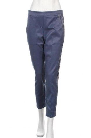 Γυναικείο παντελόνι Tom Tailor, Μέγεθος M, Χρώμα Μπλέ, 62% βαμβάκι, 35% πολυεστέρας, 3% ελαστάνη, Τιμή 34,41€