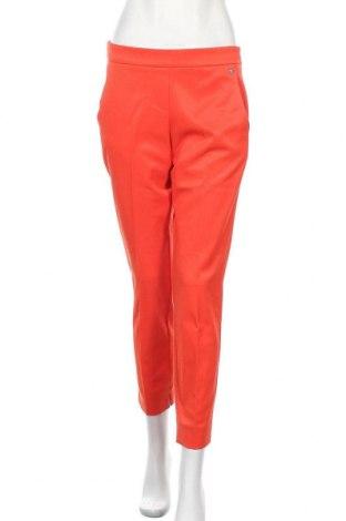 Γυναικείο παντελόνι Tom Tailor, Μέγεθος M, Χρώμα Κόκκινο, 62% βαμβάκι, 35% πολυεστέρας, 3% ελαστάνη, Τιμή 34,41€