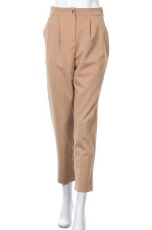Γυναικείο παντελόνι Trendyol, Μέγεθος S, Χρώμα Καφέ, Lyocell, Τιμή 16,08€