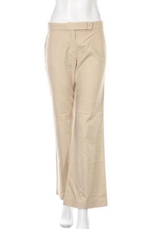 Γυναικείο παντελόνι Turnover, Μέγεθος M, Χρώμα  Μπέζ, 60% βαμβάκι, 40% πολυαμίδη, Τιμή 25,05€