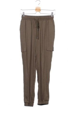 Γυναικείο παντελόνι Twintip, Μέγεθος XS, Χρώμα Πράσινο, Βισκόζη, Τιμή 19,56€
