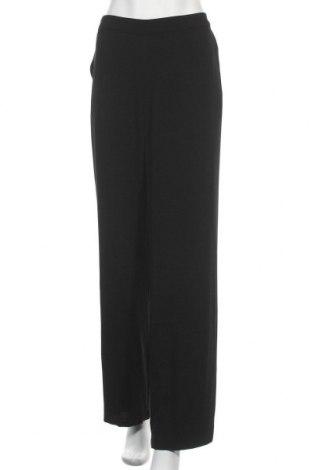Γυναικείο παντελόνι Ulla Popken, Μέγεθος XXL, Χρώμα Μαύρο, 100% βισκόζη, Τιμή 42,99€
