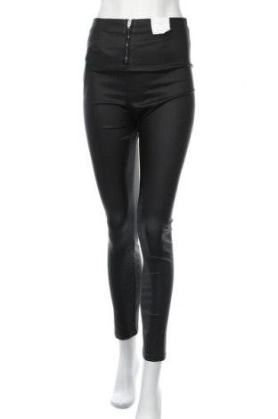 Γυναικείο παντελόνι Vila, Μέγεθος M, Χρώμα Μαύρο, 77% βισκόζη, 20% πολυαμίδη, 3% ελαστάνη, Τιμή 18,44€