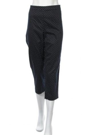 Γυναικείο παντελόνι W. Lane, Μέγεθος XXL, Χρώμα Μπλέ, 97% βαμβάκι, 3% ελαστάνη, Τιμή 18,19€