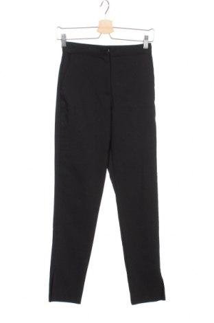 Γυναικείο παντελόνι Y.A.S, Μέγεθος XS, Χρώμα Μαύρο, 57% βαμβάκι, 40% πολυεστέρας, 3% ελαστάνη, Τιμή 21,34€