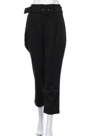 Γυναικείο παντελόνι Y.A.S, Μέγεθος XL, Χρώμα Μαύρο, 62% πολυεστέρας, 33% βισκόζη, 5% ελαστάνη, Τιμή 23,51€