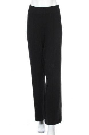 Γυναικείο παντελόνι Y.A.S, Μέγεθος XL, Χρώμα Μαύρο, 85% βισκόζη, 15% πολυαμίδη, Τιμή 28,60€