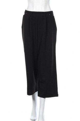 Дамски панталон Zizzi, Размер S, Цвят Черен, 97% полиестер, 3% еластан, Цена 44,25лв.