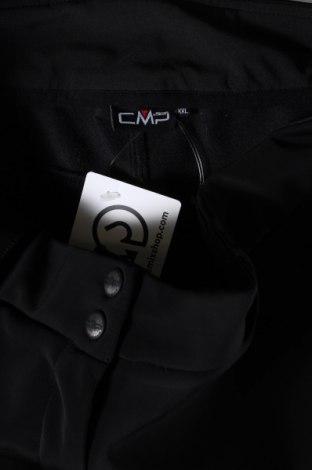 Дамски панталон за зимни спортове CMP, Размер XXL, Цвят Черен, 48% полиамид, 38% полиестер, 13% други тъкани, Цена 94,50лв.