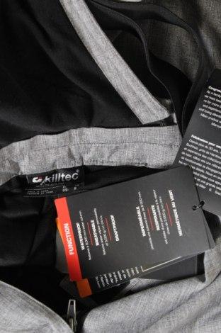 Дамски панталон за зимни спортове Killtec, Размер M, Цвят Сив, Полиестер, Цена 67,60лв.
