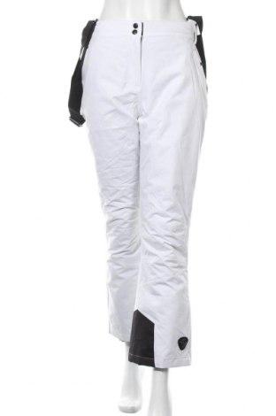 Дамски панталон за зимни спортове Killtec, Размер M, Цвят Бял, Полиестер, Цена 42,64лв.