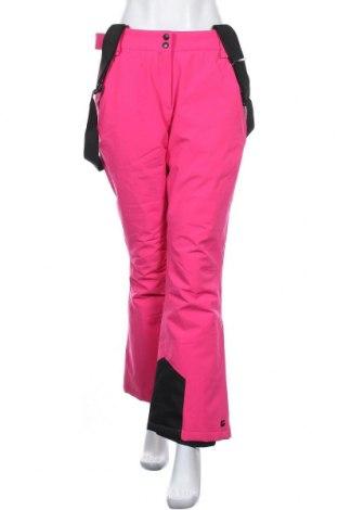 Дамски панталон за зимни спортове Killtec, Размер M, Цвят Розов, Полиестер, Цена 44,52лв.
