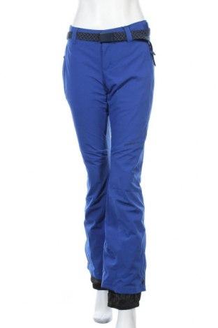 Pantaloni de damă pentru sporturi de iarnă O'neill, Mărime L, Culoare Albastru, Poliester, Preț 180,82 Lei