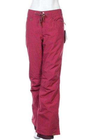 Дамски панталон за зимни спортове Roxy, Размер XL, Цвят Розов, Полиестер, Цена 107,55лв.