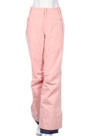 Дамски панталон за зимни спортове Roxy, Размер XL, Цвят Розов, Полиестер, Цена 89,28лв.