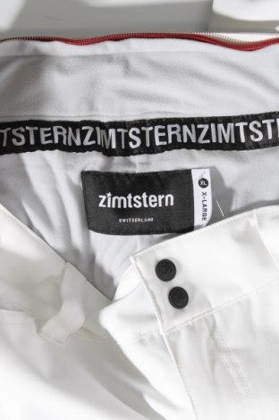 Дамски панталон за зимни спортове Zimtstern, Размер XL, Цвят Бял, Полиестер, Цена 39,38лв.