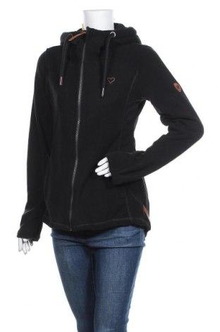 Γυναικείο fleece φούτερ Alife And Kickin, Μέγεθος S, Χρώμα Μαύρο, Πολυεστέρας, Τιμή 32,51€