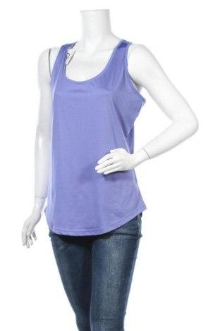 Γυναικείο αμάνικο μπλουζάκι Active By Tchibo, Μέγεθος L, Χρώμα Βιολετί, Τιμή 5,71€