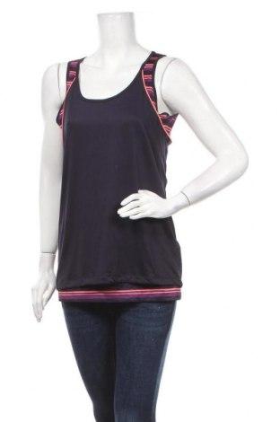 Γυναικείο αμάνικο μπλουζάκι Active By Tchibo, Μέγεθος M, Χρώμα Μαύρο, 93% πολυεστέρας, 7% ελαστάνη, Τιμή 11,72€