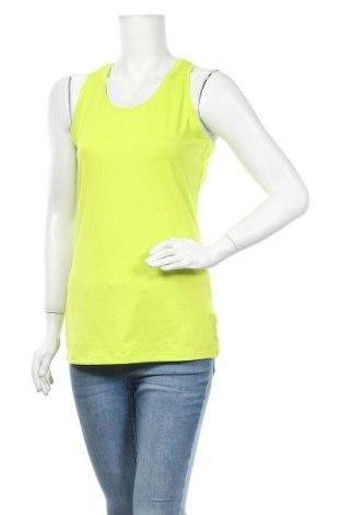 Γυναικείο αμάνικο μπλουζάκι Active By Tchibo, Μέγεθος M, Χρώμα Πράσινο, 90% πολυεστέρας, 10% ελαστάνη, Τιμή 5,20€