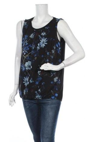 Γυναικείο αμάνικο μπλουζάκι Aniston, Μέγεθος L, Χρώμα Μαύρο, 5% βισκόζη, 5% ελαστάνη, Τιμή 12,06€