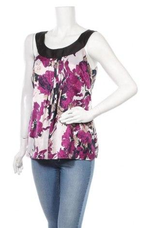 Γυναικείο αμάνικο μπλουζάκι Ann Taylor, Μέγεθος M, Χρώμα Πολύχρωμο, 96% πολυεστέρας, 4% ελαστάνη, Τιμή 13,46€