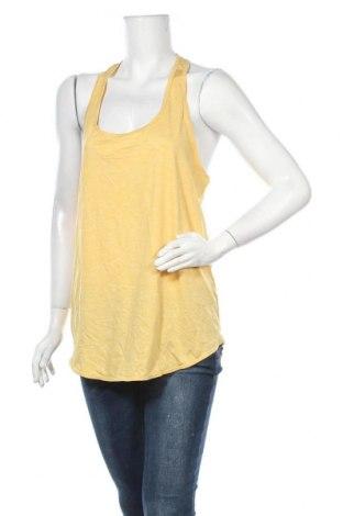 Γυναικείο αμάνικο μπλουζάκι Cotton On, Μέγεθος XL, Χρώμα Κίτρινο, Τιμή 9,35€
