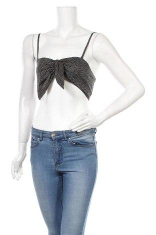 Γυναικείο αμάνικο μπλουζάκι Hunkemoller, Μέγεθος M, Χρώμα Γκρί, Βαμβάκι, Τιμή 8,95€