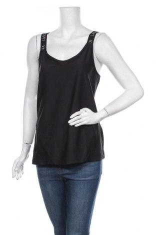 Γυναικείο αμάνικο μπλουζάκι Lascana, Μέγεθος XXL, Χρώμα Μαύρο, 82% πολυεστέρας, 18% ελαστάνη, Τιμή 13,92€