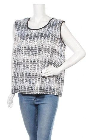 Дамски потник Liz Jordan, Размер XL, Цвят Бял, 97% полиестер, 3% еластан, Цена 6,62лв.