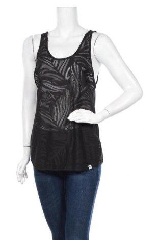 Γυναικείο αμάνικο μπλουζάκι PUMA, Μέγεθος S, Χρώμα Μαύρο, 85% πολυεστέρας, 15% ελαστάνη, Τιμή 22,20€