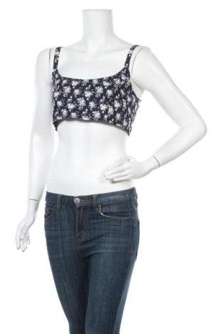 Γυναικείο αμάνικο μπλουζάκι Pepe Jeans, Μέγεθος L, Χρώμα Μπλέ, Βαμβάκι, Τιμή 30,54€