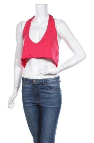 Дамски потник Pretty Little Thing, Размер XL, Цвят Розов, 92% полиамид, 8% еластан, Цена 3,00лв.