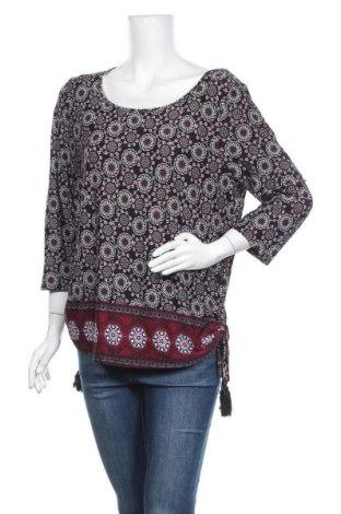 Γυναικείο αμάνικο μπλουζάκι Rockmans, Μέγεθος XL, Χρώμα Πολύχρωμο, 95% πολυεστέρας, 5% ελαστάνη, Τιμή 9,09€