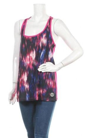 Γυναικείο αμάνικο μπλουζάκι Roxy, Μέγεθος XL, Χρώμα Πολύχρωμο, Τιμή 8,83€