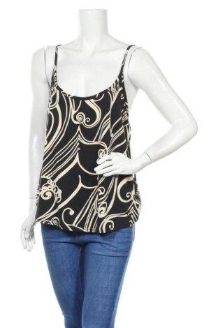 Дамски потник Roxy, Размер XL, Цвят Черен, 60% памук, 40% вискоза, Цена 23,52лв.