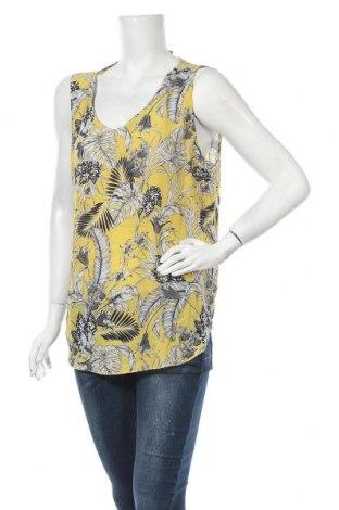 Γυναικείο αμάνικο μπλουζάκι Suzanne Grae, Μέγεθος XL, Χρώμα Κίτρινο, Πολυεστέρας, Τιμή 3,90€