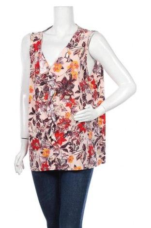 Γυναικείο αμάνικο μπλουζάκι Suzanne Grae, Μέγεθος XXL, Χρώμα Πολύχρωμο, 96% πολυεστέρας, 4% ελαστάνη, Τιμή 4,87€