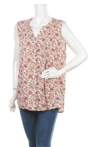 Γυναικείο αμάνικο μπλουζάκι Suzanne Grae, Μέγεθος XXL, Χρώμα Πολύχρωμο, Βισκόζη, Τιμή 8,83€
