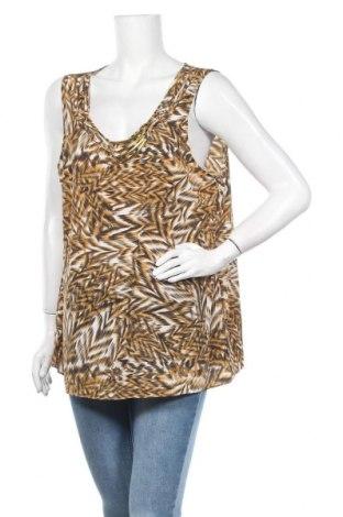 Γυναικείο αμάνικο μπλουζάκι Suzanne Grae, Μέγεθος XL, Χρώμα Πολύχρωμο, Πολυεστέρας, Τιμή 7,27€