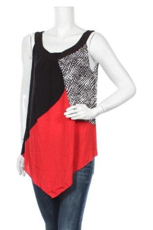 Γυναικείο αμάνικο μπλουζάκι Suzanne Grae, Μέγεθος XL, Χρώμα Πολύχρωμο, Βισκόζη, Τιμή 9,87€